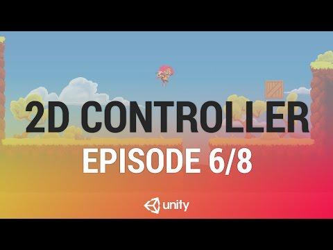 Player Controller Script - Unity