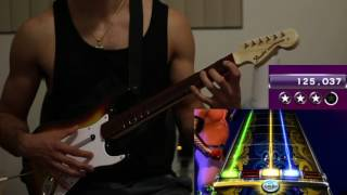 Black Fire by Dragonforce Rockband 3 Expert Guitar Playthrough