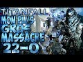 Titanfall record FR 22-0