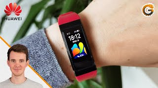 Huawei Band 4 Pro: Bestes GPS-Tracking für unter 70€ - Test