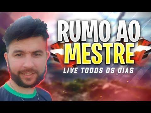 AO VIVO FREE FIRE DUO X SQUAD RUCHADÃO DA WARZOONE- FT AMORIM013