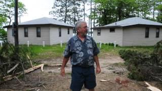 Ro-Be-Doe Resort Lightning Strike - Brainerd Dispatch, MN