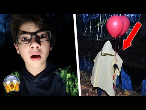 georgie from it movie almost kidnapped me omg so scary