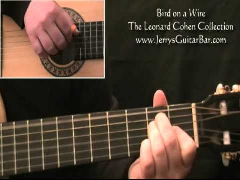 Leonard Cohen Tabs And Chords Ultimate Tabs