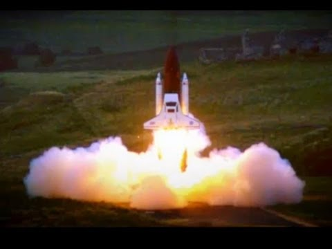 Top Gear : Robin Reliant Space Shuttle Challenge – Top Gear – BBC