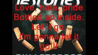 12 stones - Bulletproof lyrics 2011