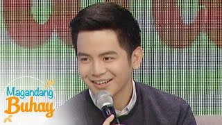 Magandang Buhay: Kathryn is Joshua's showbiz crush