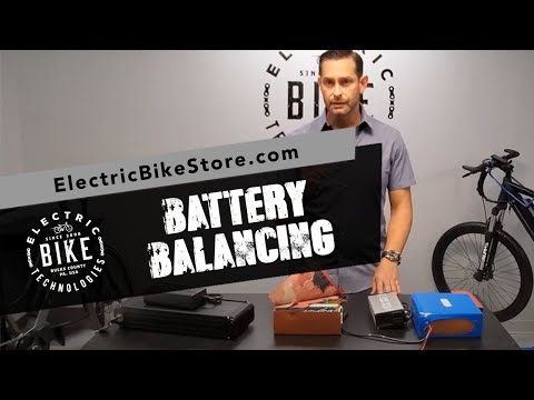 Electric Bike Technologies | Battery Balancing