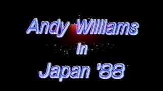 Andy Williams Live Concert in Tokyo (1988)