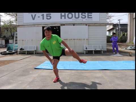 【体幹部&股関節の強化】補強にもおすすめ!「四股踏みエクササイズ」