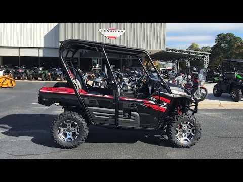 2019 Kawasaki Teryx4 LE in Greenville, North Carolina - Video 1