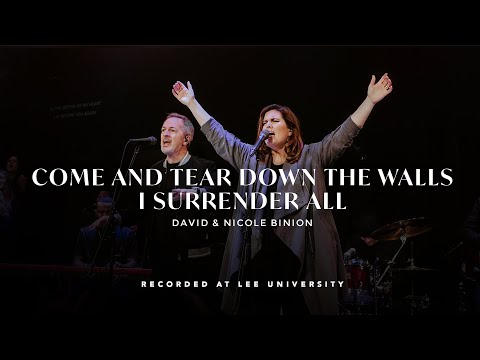 Come And Tear Down The Walls - Youtube Live Worship