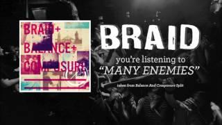 """Braid - """"Many Enemies"""""""