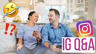 Tamera and Adam Answer Your Questions! | Instagram Q&A