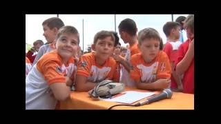 "Škola fudbala ""Sunrise"" - turnir mlađih kategorija"