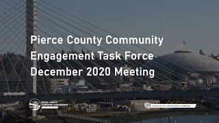 December 2020 Meeting