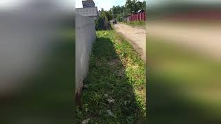 20180620 - Сызранцы сняли на видео вчерашнего окровавленного мужчину с ножом на улице 8 марта