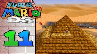 Super Mario 64 DS ITA [Parte 11 - Deserto Ingoiatutto]