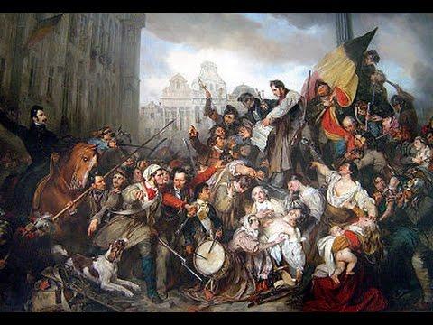 Бельгийская революция 1830 года