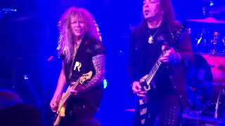 Stryper - Soldiers Under Command! Live in Adelaide at The Gov 19/08/2018