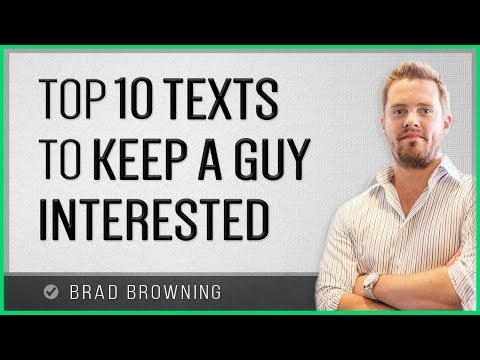 10 Texting Rules to Make Him Stay Interested In You