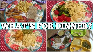 What's For Dinner? || Easy Real Life Meal Ideas