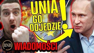 PILNE! Rząd Rosji ODWOŁANY! Putin ODPOWIE za KŁAMSTWA o Polsce? | WIADOMOŚCI