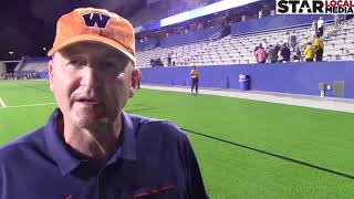 Frisco Wakeland head coach Marty Secord Reflects On The Wolverine's Big Win Over McKinney North