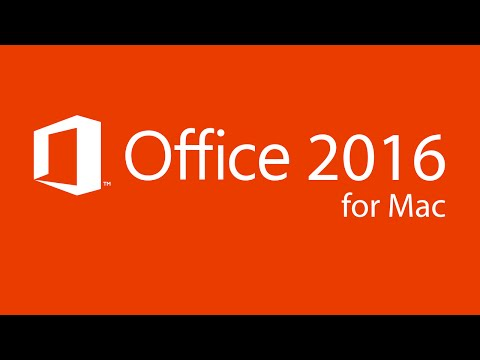 Microsoft Office 2016 for Mac Preview