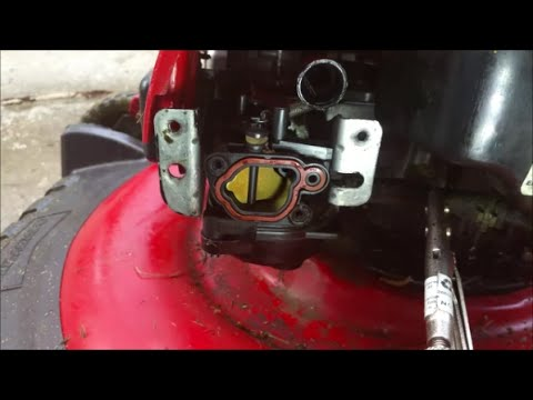 Troy-built TB110, TB200  Craftsman 550 EX push lawn mower complete