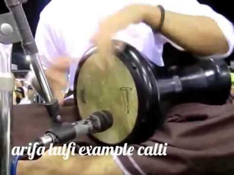 Video Rumus Darbuka Untuk Sholawat