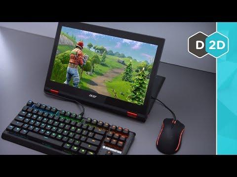 A Convertible GAMING Laptop?!