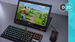 A Convertible GAMING Laptop! - Acer Nitro Spin 5