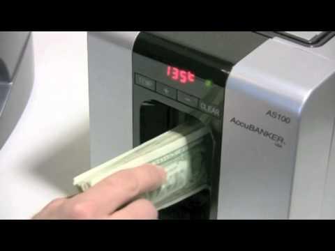 Enfajadora de billetes