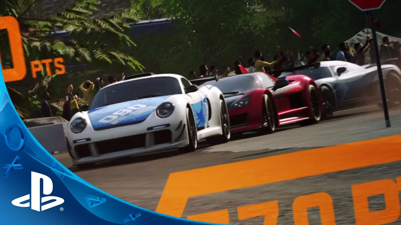 DRIVECLUB on PS4 Release Date Revealed
