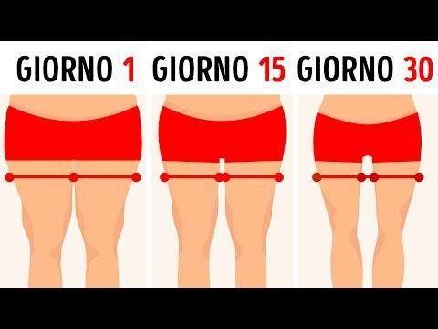 Come perdere il peso in uno stomaco e natiche