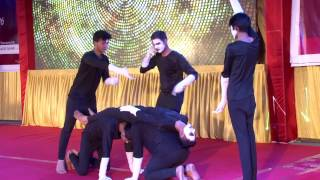We performed Our best mime in my college SPCE, mime is subject on Mobile overuse, that's one of the best experience in my life with my friends.college event is Nootan-Udaan-2k16.