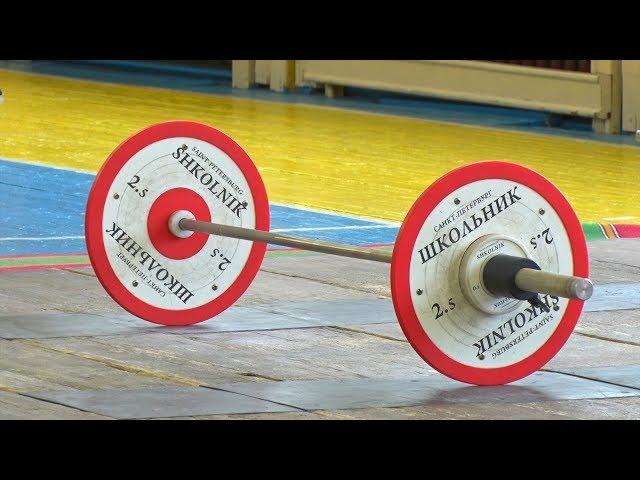Область готовит сборную тяжелоатлетов на первенство России