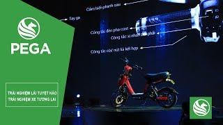 TRỰC TIẾP: Lễ ra mắt sản phẩm mới của PEGA