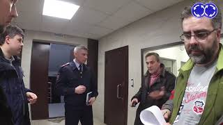 Уволен подполковник из ОВД Марьино напавший на блогеров.