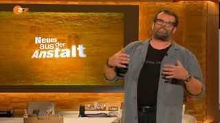 Neues aus der Anstalt (vom 01. Oktober 2013) - ZDF (3/5) (letzte Folge)