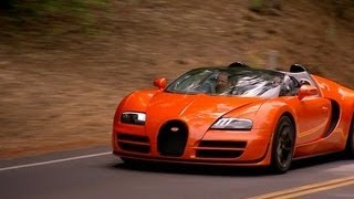 CNET On Cars - Bugatti Veyron Grand Sport Vitesse: Priciest car we've ever driven - Ep 19