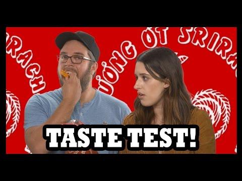 Sriracha Potato Chips Now Exist (Thanks, Internet) - Taste Test! - Food Feeder