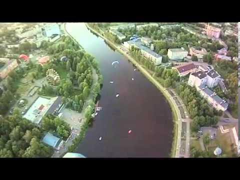 La pesca puchkovyaz per una manovella
