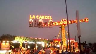 preview picture of video 'Atracción la Cárcel en las Fiestas de Pozuelo de Alarcón 2013 ( Madrid ).'