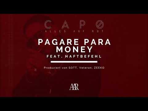 Pagare Para Money cover
