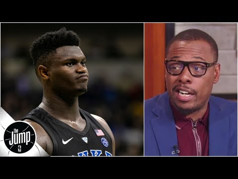 Durant, Kyrie and Zion on Knicks is 'not gonna happen, people' - Paul Pierce | The Jump