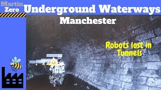 Underground Manchester. The Search For Lost Waterways