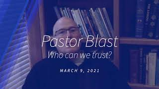 Who Can We Trust?