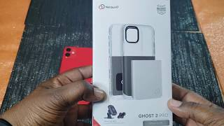 "Nimbus 9 Case With Car Mount for Apple iPhone 11/Xr ""Ghost 2 Pro Series"""